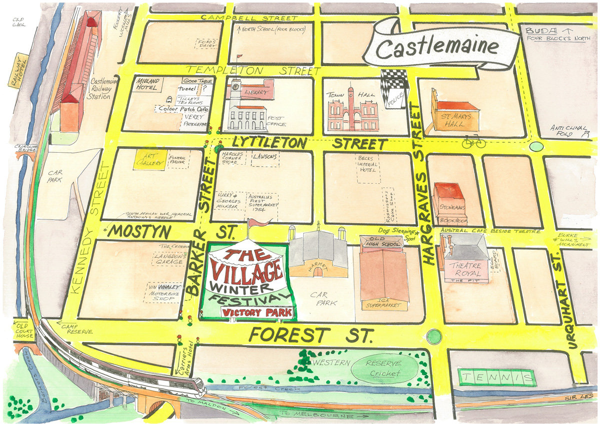 castlemaine-stories-map